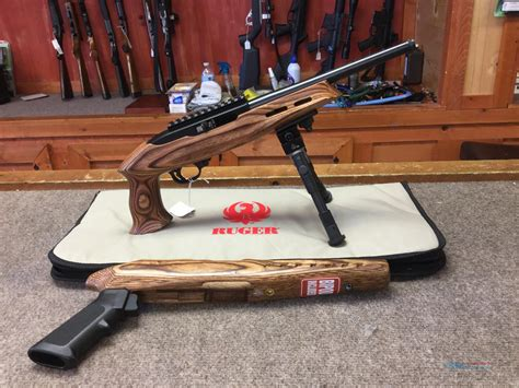 ruger charger custom stock ruger charger nib with custom cohort stock t for sale