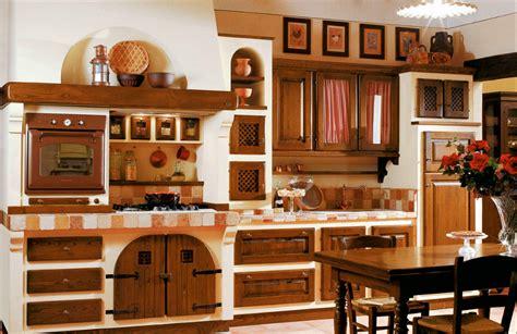cucine rustiche in legno cucina rustica con ante in legno arredamento shabby