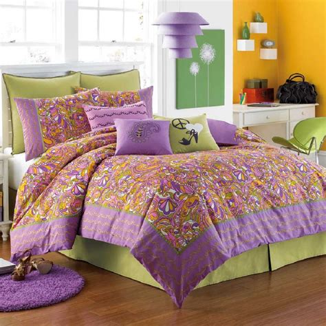 purple and orange bedroom use the color wheel to choose the perfect bedroom colors
