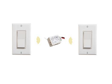 wireless light switch kit 3 way wireless light switch kit