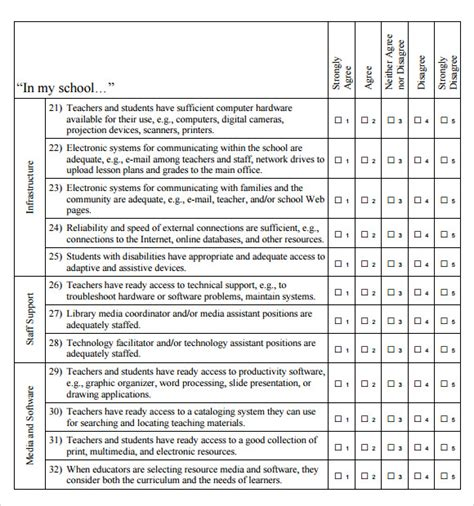 needs assessment survey template community needs assessment 9 free for pdf