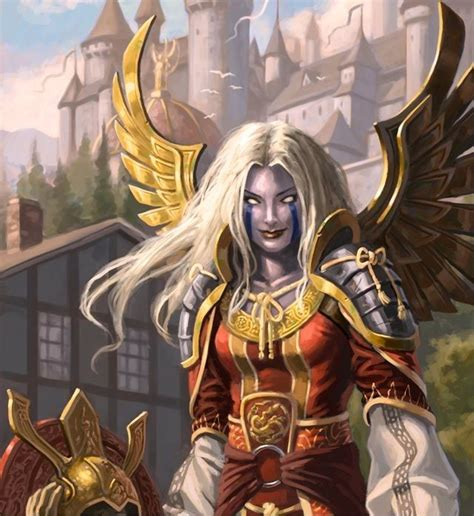 56 best DnD Deva images on Pinterest | Warrior angel ... Female Deva Dandd