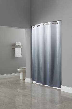 grey ombre shower curtain new style the graduate ombre 100 polyester plainweave