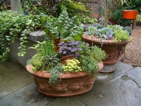 Creative Garden Pot Ideas Http Lomets Com Container Herb Garden Ideas