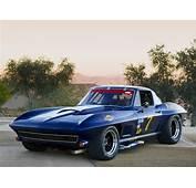 1967 Chevrolet Corvette StingRay L88 427 Trans Am Race Car