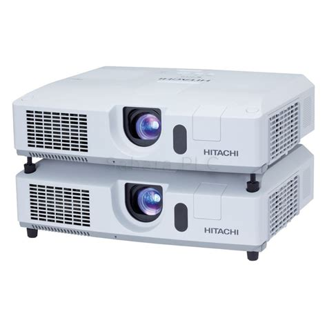 Hitachi Projector Cp X2530 hitachi cp x5022wn projector presentation systems plc