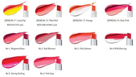 Laneige Lipstick Two Tone laneige two tone lip bar shop at korea