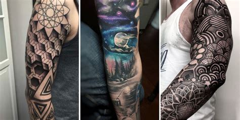 tattoo sleave designs 36 sleeve tattoos for guys with style tattooblend