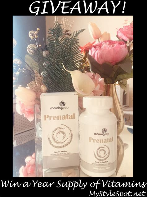 Why Should I Win A Giveaway - why a prenatal vitamin should replace your daily even if you re not currently trying