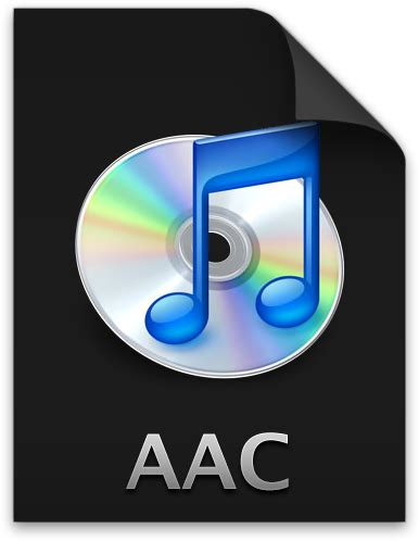 format file aac aac free icons download