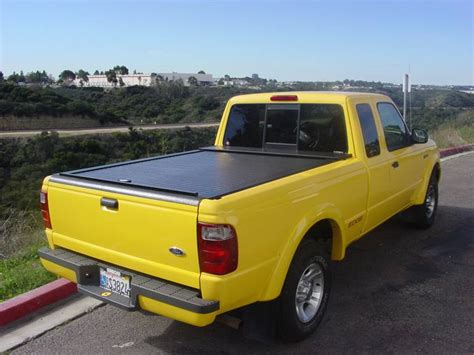 ford ranger truck bed truck covers usa tonneau cover cr163 truck covers usa