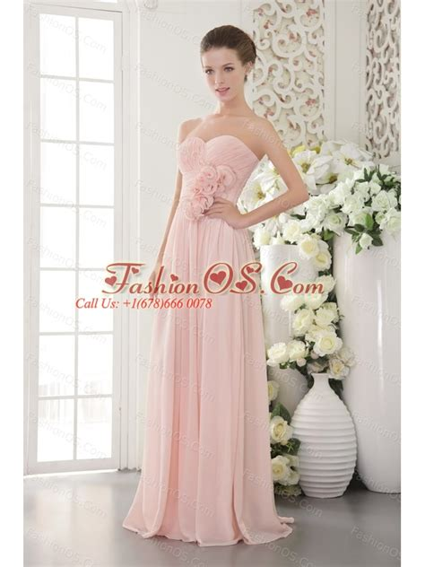 light pink dama dresses light pink 3d flower dama dresses for quinceanera
