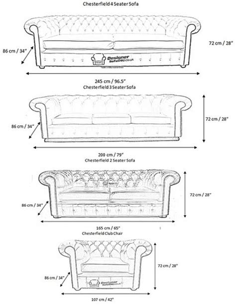 chesterfield sofa dimensions chesterfield sofa dimensions chesterfield 2 1 seater