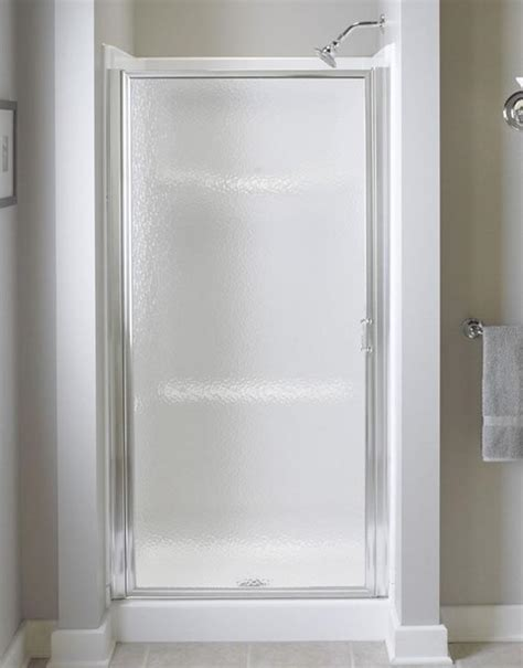Glass Shower Doors Plastic Edging Useful Reviews Of Plastic Shower Doors