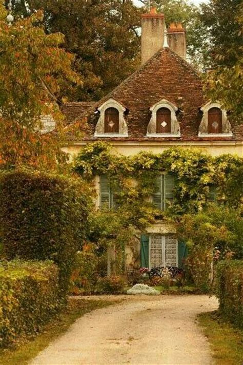 french countryside homes gorgeous cottage architecture pinterest a house