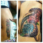 tattoo jamaica ny chameleon tattoo 35 photos 17 reviews tattoo 8925
