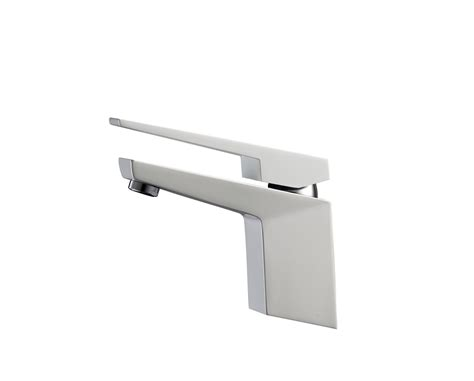 aqua bathroom vanity aqua siza single lever modern bathroom vanity faucet white kubebath