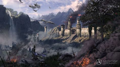 archeage unchained public test server opens today