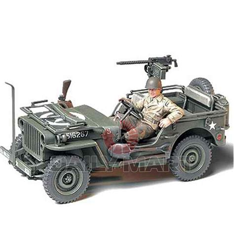Jeep Type Kit Cars by Tamiya 1 35 35219 Jeep Willys Mb 1 4 Ton 4x4 Truck Model