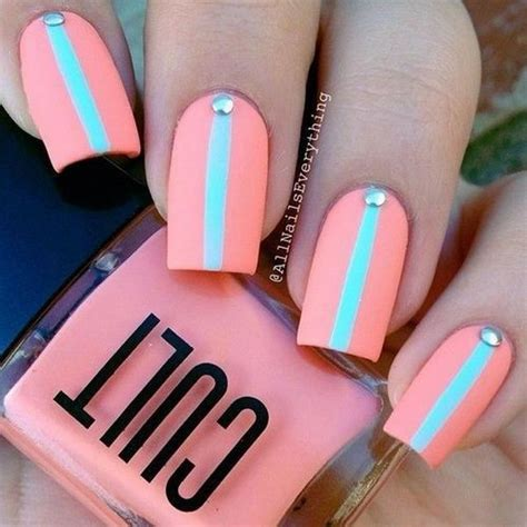 Easy Nail Designs For Beginners by 30 Easy Nail Designs For Beginners Hative