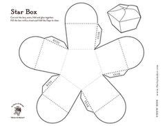 templates for decorative boxes packaging templates on pinterest gift box templates box