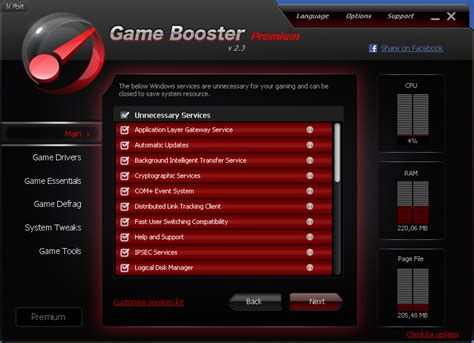 download full version game booster download game booster premium 2 3 full version serial