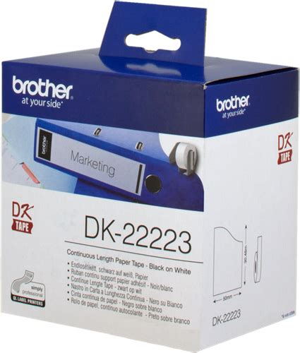 Label Cartridge Dk 11202 White Shipping Label dk 22223 labels for less