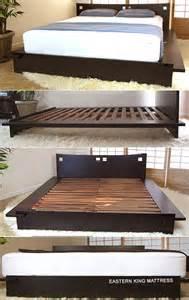 Japanese Platform Bed Frame Platform Beds Low Platform Beds Japanese Solid Wood Bed