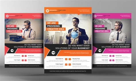 multi purpose business flyer flyer templates on creative