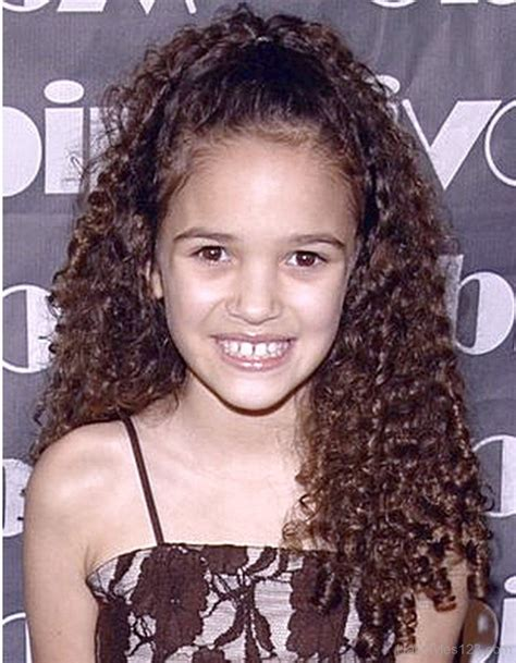 kids curly hairstyles kids hairstyles page 2