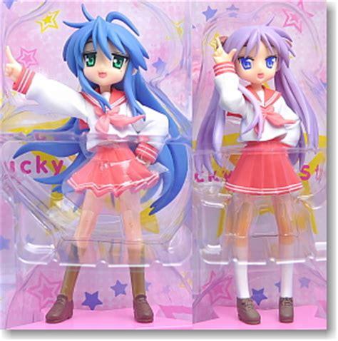 Sega Prizes Lucky Kagami Misb lucky ex figure izumi konata hiiragi kagami 2pieces