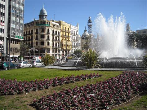 turisti per caso valencia valencia plaza ayuntamiento viaggi vacanze e turismo