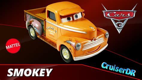 Disney Pixar Cars 3 Smokey disney pixar cars 3 diecast smokey 1 55 mattel