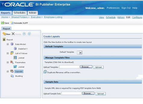 user templates in file system oracle business intelligence publisher user s guide