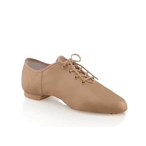 jazz oxford shoes capezio child lace up e series oxford jazz shoe capej1c
