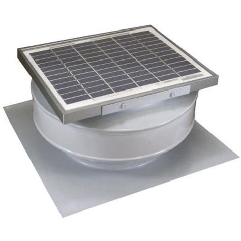 solar active ventilation 5 watt solar powered exhaust