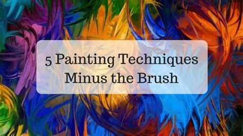 5 Painting Techniques by Smart Classes Manila Smart Marikina