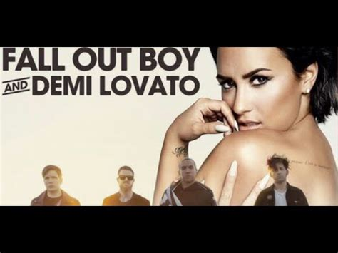 who s that boy feat demi ab s cover fall out boy irresistible ft demi lovato lyric video