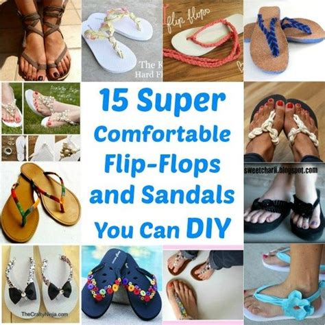 super comfortable flip flops 15 super comfortable flip flops and sandals you can diy