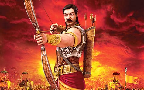 download film mahabharata net arjun in mahabharat 3d animation movie hd wallpaper free