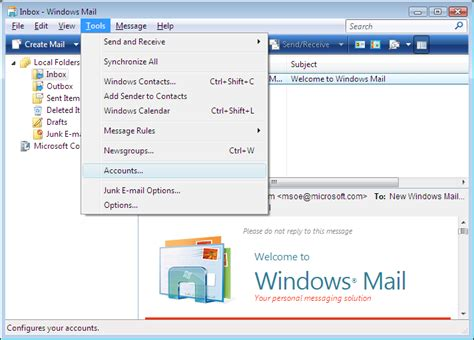 move emails from windows live mail to outlook in instant clicks
