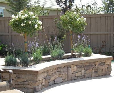 Raised Planter Ideas by Garden Brick Planter Designs Home Decorating Ideas