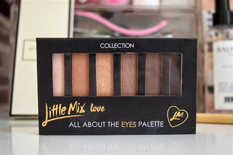 Mix Makeup Palette by Review Collection X Mix All About The Palette