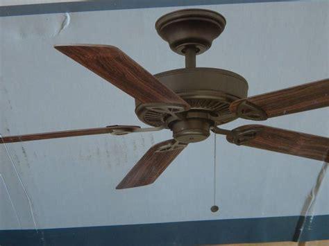 52 farmington ceiling fan 52 quot farmington ceiling fan factory sealed tuesday