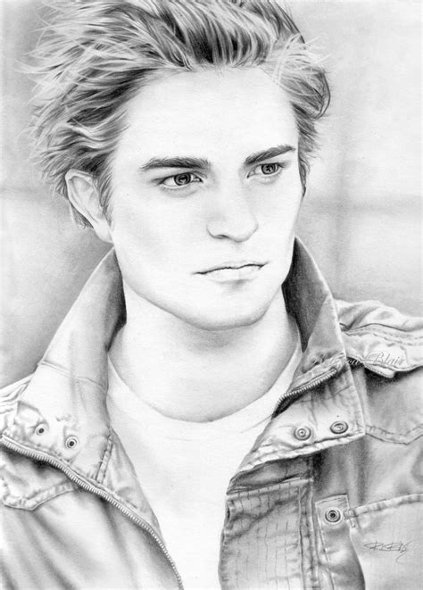 Edward Cullen. by R-becca on DeviantArt
