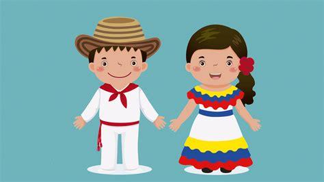 imagenes de traje tipico venezuela dibujo de la vestimenta tradicional de venezuela