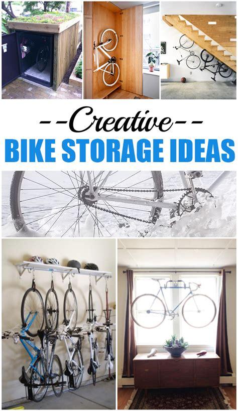 creative storage creative bike storage ideas page 7 of 11 picky stitch