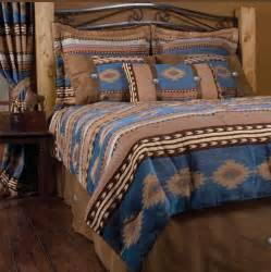 Southwestern Comforter Set Sierra Bed In A Bag Set Southwestern Bedding Sets