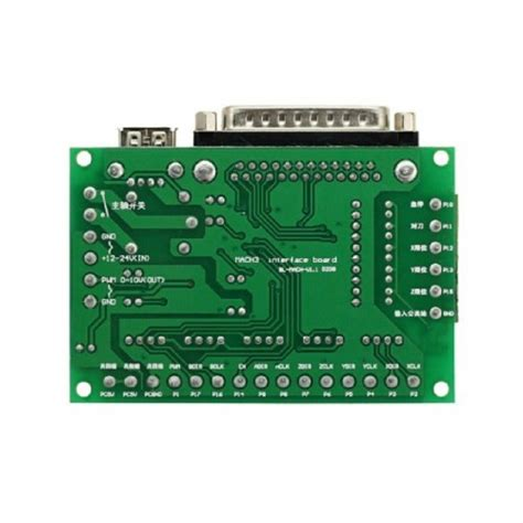 Out Board Cnc 5 Axis 5 axis cnc breakout board micro robotics