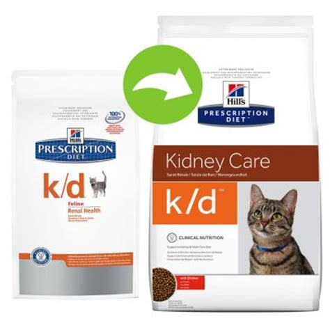 kidney care food hill s prescription diet feline k d kidney care great deals at zooplus